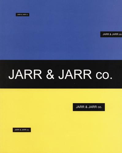 JARR. Jarr & Jarr Co. Portada