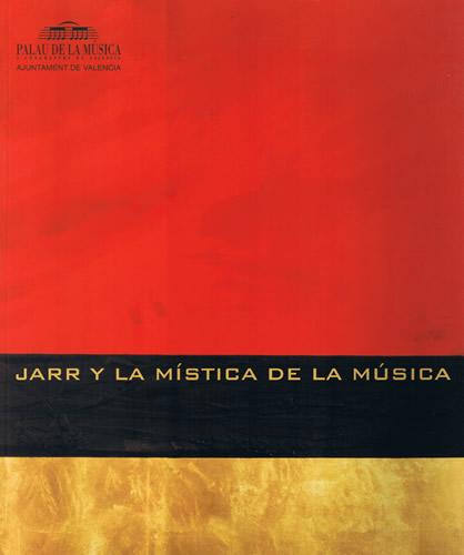 JARR. La Mística de la Música. Portada