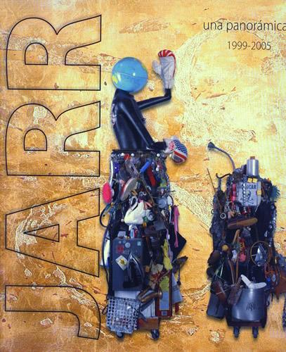 JARR. Una Panorámica 1999-2005. Portada