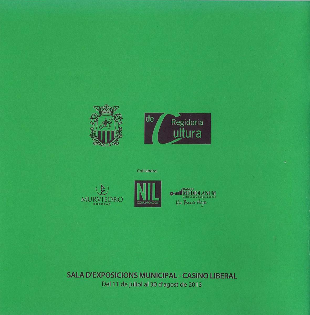 Mi Mundo Alpino - Catálogo Contraportada