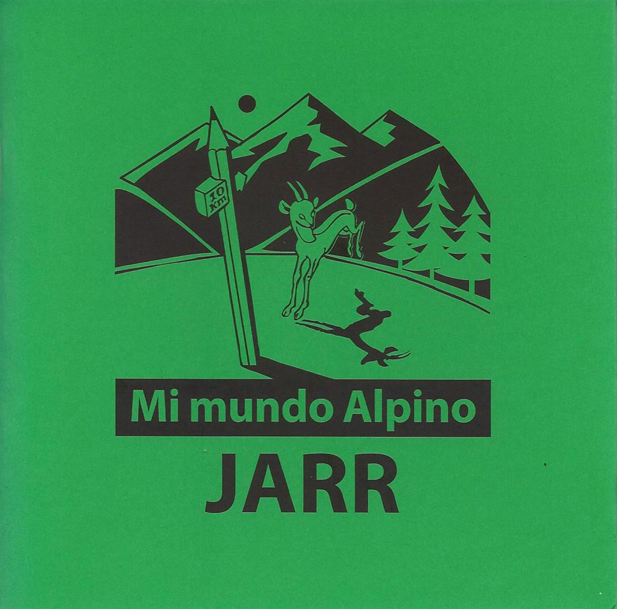 Mi Mundo Alpino - Catálogo Portada