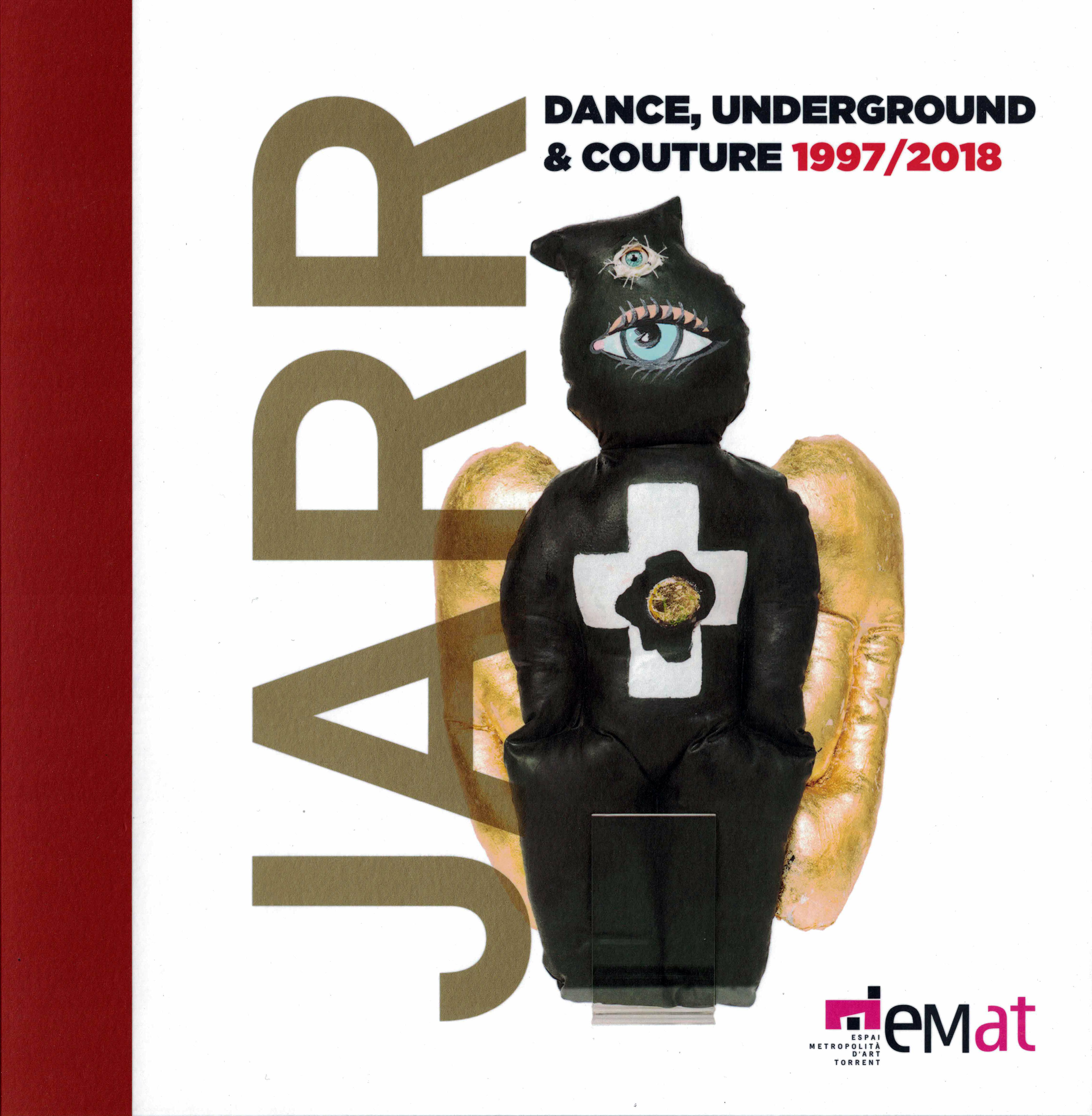 Jarr. Dance, Underground, Couture_portada
